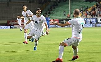 Alanyaspor'un golcülerinden galibiyet değerlendirmesi
