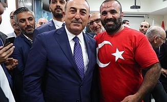Bakan Çavuşoğlu Lüblan'da