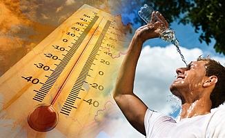 Meteoroloji'den Alanya'ya sıcak uyarısı!