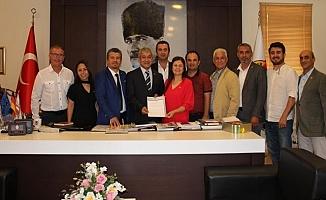 AGC Yönetiminden Antalya çıkarması