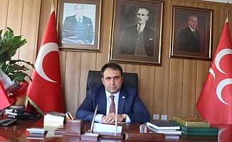 MHP'de Mustafa Aksoy görevinden istifa etti