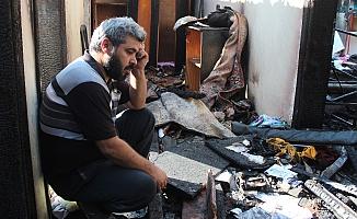 2 çocuk babası Ahmet Kurt, 30 yıllık birikimini 7 dakikada kaybetti