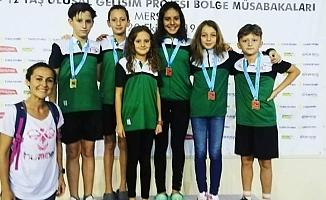 Alanya Nil Spor Kulübü sporcularından gururlandıran başarı!