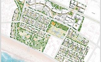 Alanya'nın kentsel dönüşüm projeleri görücüye çıktı