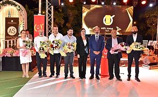 Alanya'da Medya Başarı Ödülleri sahiplerini buldu