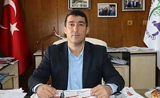 Gazipaşa'da eski başkan başhekim oldu!
