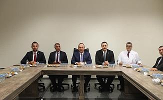 Alanya ALKÜ Hastanesi'ne Çavuşoğlu destekli dev bütçe