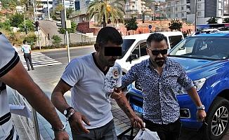 Alanya'da cinayet şüphelisi yakalandı