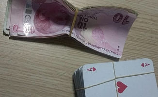 Alanya'da kumar baskını!