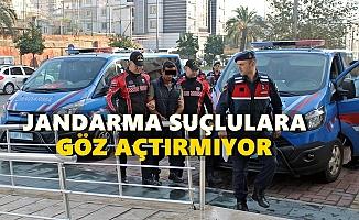 Alanya'da cinsel istismar suçu işleyen cezaevi firarisi tutuklandı
