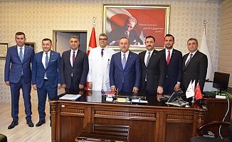 Başhekim Bakan Çavuşoğlu'ndan AMATEM istedi