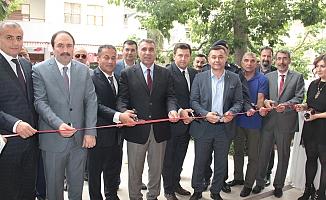 EMŞAV Alanya Şubesi açıldı