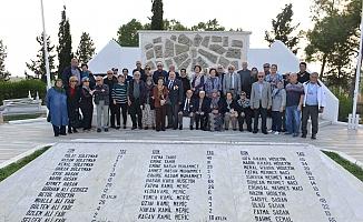 Gazilerden 45 yıl sonra Kıbrıs'a yeni çıkarma