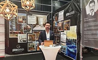 Sipahioğlu, projelerini Antalya'ya anlattı
