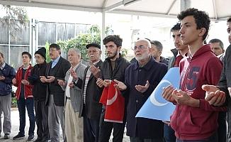 AGD Doğu Türkistan için birleşti