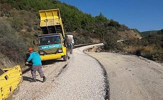 Alanya Belediyesi'nden asfalt seferberliği
