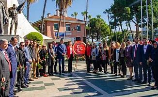 Alanya'da Kadın Hakları Günü kutlandı