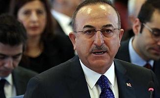 Bakan Çavuşoğlu'dan AGİT'e FETÖ uyarısı