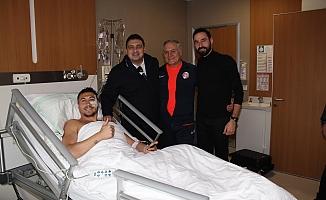 Adis Jahovic ameliyat edildi