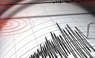 Akdeniz'de 4.5'lik deprem
