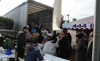 Alanya'da deprem seferberliği