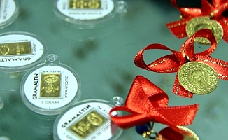Altını olan yaşadı!İşte gram, çeyrek ve cumhuriyet altını fiyatları