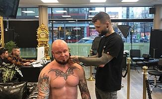 Celopatra Ink Tattoo yeni şubesiyle Finladiya Tampere'de