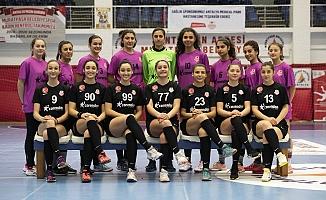 Genç melekler Türkiye şampiyonu