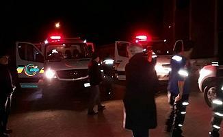 Kocaeli'den 8 AFAD personeli Elazığ'a gönderildi