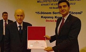 MHP'nin 1'ncisi Antalya'dan