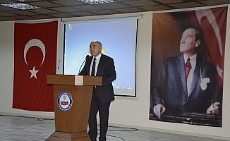 """""""Suçun bildirmeme suçu"""" konferansı"""
