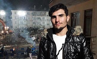 Suriyeli Mahmud duygularını anlattı