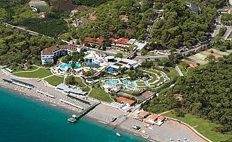 Yağmalanmış otel, 96 milyon liraya icradan satılık