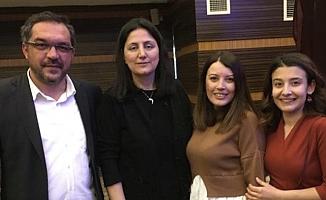 Alanya CHP'de yeni Kadın Kolları Başkanı belli oldu