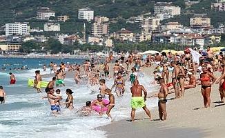 Antalya'da tüm zamanların Ocak ayı rekoru