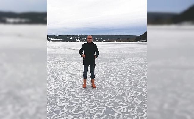 Baraj donunca 6 kilometrelik kaçak ağ ortaya çıktı