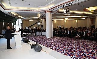 """Başkan Büyükkılıç: """"Enerjideki hedeflere Kayseri ile ulaşılır"""""""