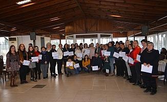 Başkan Hürriyet'ten Elazığ depremi gönüllülerine teşekkür