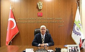 Başkan Rasim Yüksel'den üç aylar mesajı