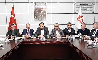 Elazığ TSO, deprem nedeniyle oda üyelerinin borçlarını silme kararı aldı