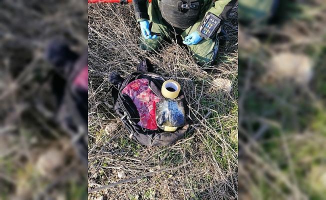 Şanlıurfa'da konserve kutusuna gizlenmiş bomba bulundu