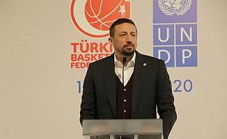 TBF ve Birleşmiş Milletler Kalkınma Programı arasında ortaklık