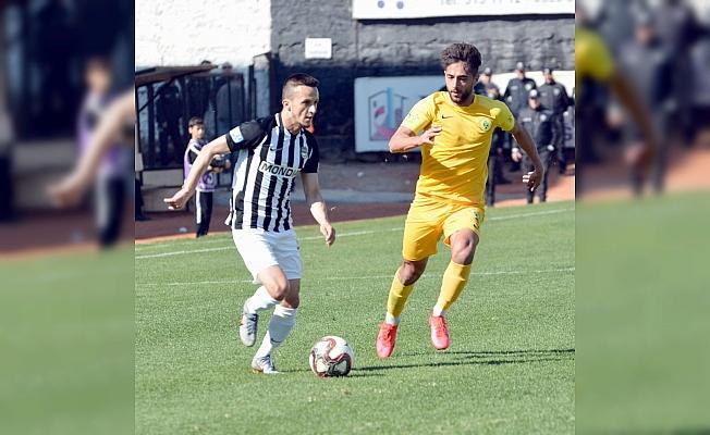 TFF 3. Lig: Nazilli Belediyespor: 7 Darıca Gençlerbirliği: 2