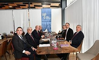 Trakya Kalkınma Ajansı Şubat ayı olağan toplantısı yapıldı