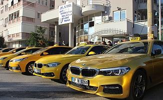 Alanya'da taksilerde çift ve tek plaka uygulaması başladı