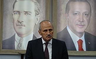 Ulaştırma Bakanı Turhan görevden alındı