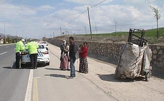 """Elazığ Valisi, hurdacıya kesilen """"korona"""" cezasını iptal etti"""