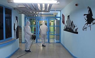 Van Cumhuriyet Başsavcılığı ceza ve infaz kurumlarında alınan tedbirleri açıkladı