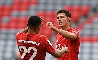 Bayern Münih doludizgin!