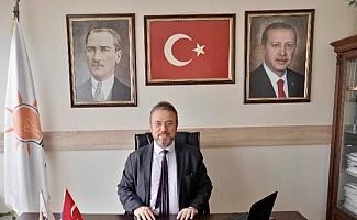Burhaniye'de Ak Parti İlçe Başkanı Soykök Devlet yardımlarını anlattı